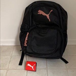 """NWT 19"""" Puma Sport Backpack"""